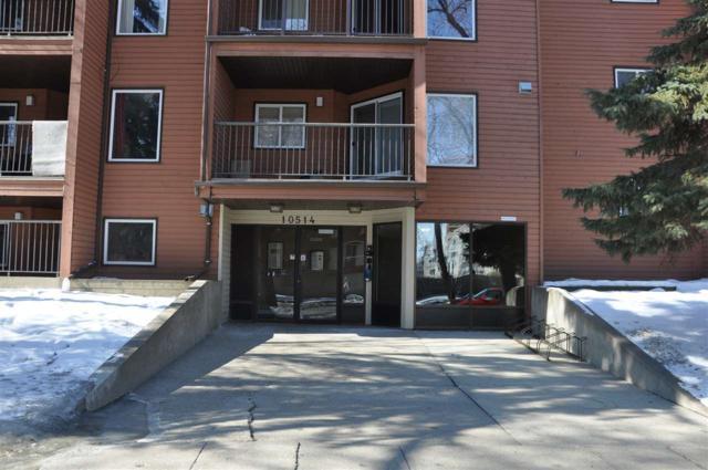 320 10514 92 Street, Edmonton, AB T5H 1T8 (#E4129338) :: Müve Team   RE/MAX Elite