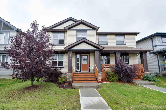 364 Secord Boulevard NW, Edmonton, AB T5T 4C5 (#E4129469) :: The Foundry Real Estate Company