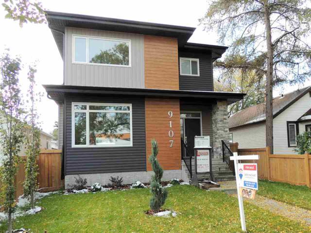 9107 81 Avenue, Edmonton, AB T6C 0W9 (#E4129499) :: Müve Team | RE/MAX Elite