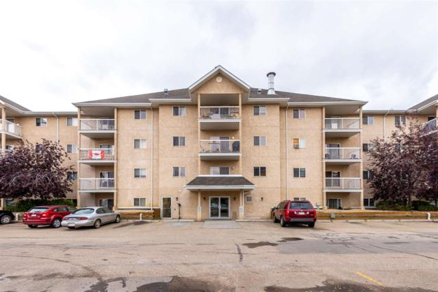 329 4210 139 Avenue, Edmonton, AB T5Y 2W6 (#E4129500) :: The Foundry Real Estate Company