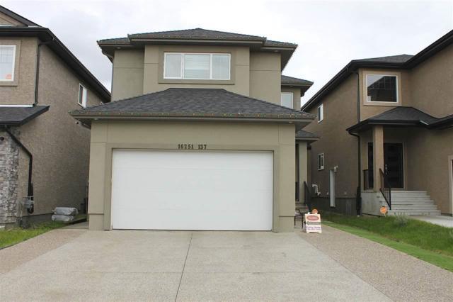 16251 137 Street, Edmonton, AB T6V 0J7 (#E4129523) :: Müve Team | RE/MAX Elite