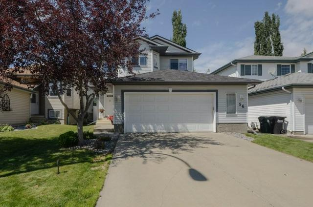 56 Foxboro Terrace, Sherwood Park, AB T8A 6C8 (#E4129544) :: The Foundry Real Estate Company