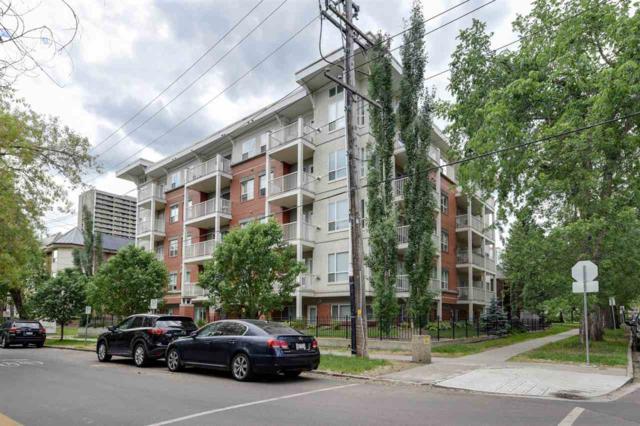 203 8488 111 Street, Edmonton, AB T6G 2V9 (#E4129548) :: Müve Team | RE/MAX Elite