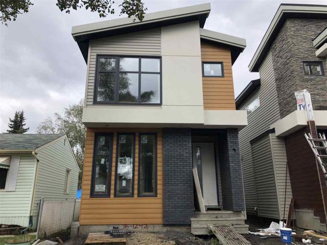 10812 135 Street NW, Edmonton, AB T5M 1J6 (#E4129661) :: The Foundry Real Estate Company