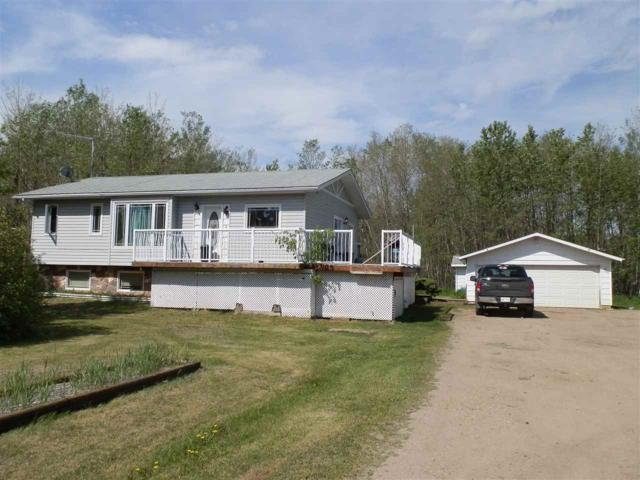 63330 Rge Rd 434, Rural Bonnyville M.D., AB T9M 1P1 (#E4129723) :: The Foundry Real Estate Company