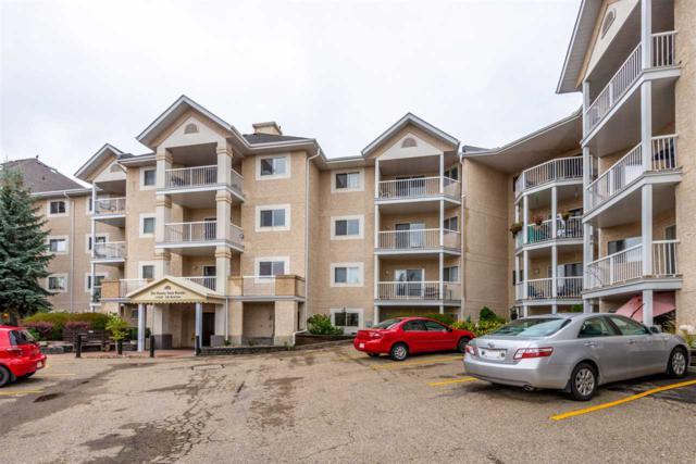 313 11620 9A Avenue, Edmonton, AB T6J 7B4 (#E4129771) :: The Foundry Real Estate Company
