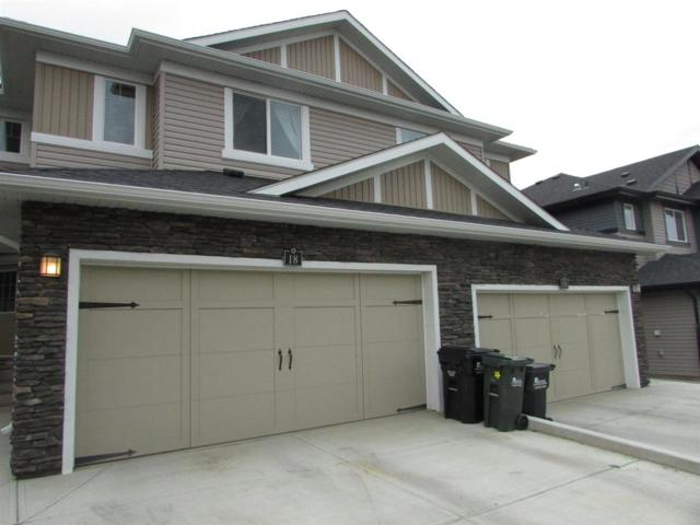 18 11 Augustine Crescent, Sherwood Park, AB T8H 0X3 (#E4129772) :: The Foundry Real Estate Company