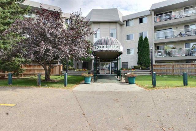 208 5125 Riverbend Road, Edmonton, AB T6H 5K5 (#E4129777) :: The Foundry Real Estate Company