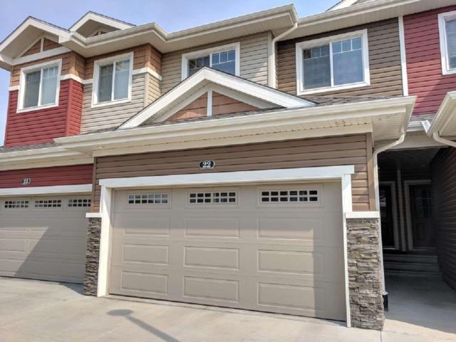 22 3103 Hilton Drive, Edmonton, AB T6M 0R3 (#E4129831) :: The Foundry Real Estate Company