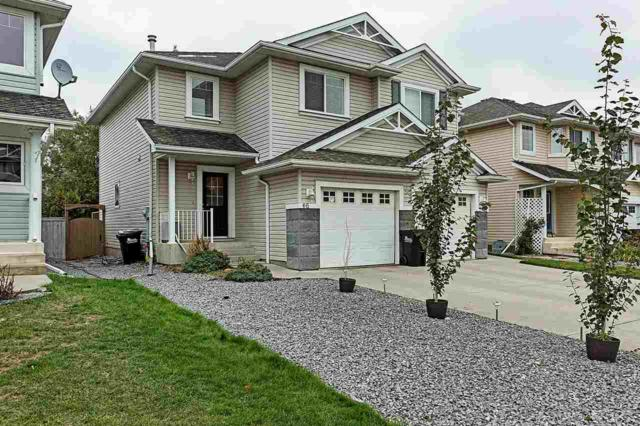 46 Chestermere Way, Sherwood Park, AB T8H 1E3 (#E4129848) :: The Foundry Real Estate Company