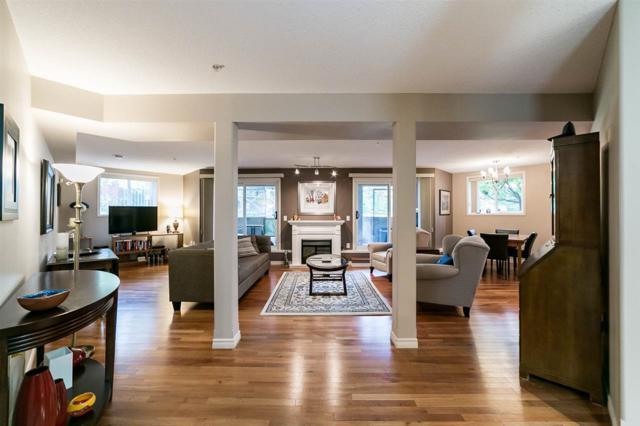 118 7510 89 Street, Edmonton, AB T6C 0X5 (#E4129915) :: The Foundry Real Estate Company