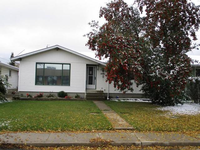 4820 51 Street, Redwater, AB T0A 2W0 (#E4129922) :: The Foundry Real Estate Company