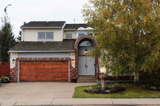 9829 183 Street, Edmonton, AB T5T 4J1 (#E4130050) :: The Foundry Real Estate Company