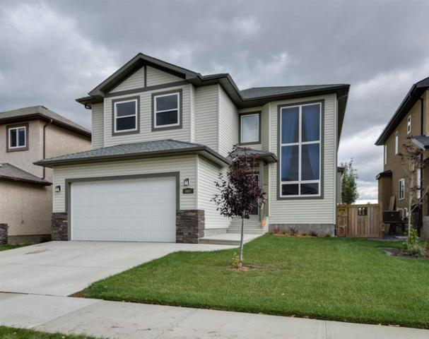 5607 42 Street, Beaumont, AB T4X 0A7 (#E4130090) :: The Foundry Real Estate Company