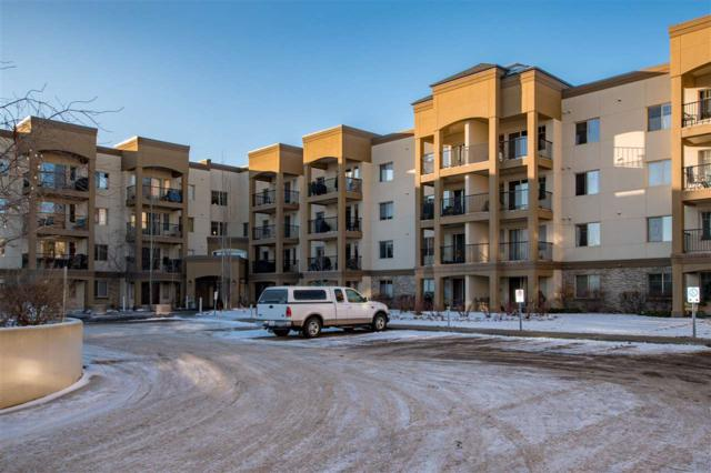 #408 400 Palisades Way, Sherwood Park, AB T8H 2T9 (#E4130093) :: The Foundry Real Estate Company
