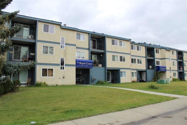 203 7407 171 Street, Edmonton, AB T5T 2R1 (#E4130103) :: The Foundry Real Estate Company