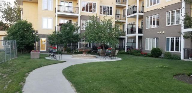 #417 9820 165 Street NW, Edmonton, AB T5P 0N3 (#E4130213) :: The Foundry Real Estate Company
