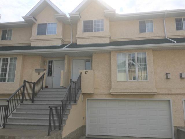 17 2419 133 Avenue, Edmonton, AB T5A 5A5 (#E4130354) :: The Foundry Real Estate Company