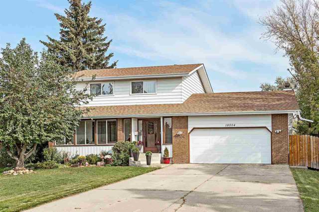 18504 68 Avenue, Edmonton, AB T5T 2M7 (#E4130356) :: The Foundry Real Estate Company