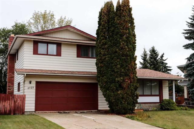 2725 118 Street, Edmonton, AB T6J 3P8 (#E4130405) :: The Foundry Real Estate Company