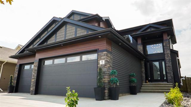 4 Elaine Street, St. Albert, AB T8N 7R6 (#E4130469) :: The Foundry Real Estate Company