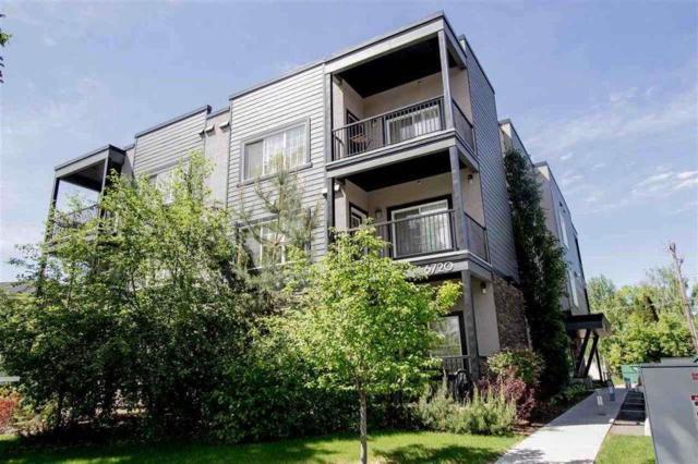 203 6720 112 Street, Edmonton, AB T6H 3J8 (#E4130478) :: The Foundry Real Estate Company