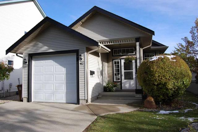 41 13 Hawthorne Crescent, St. Albert, AB T8N 6X1 (#E4130479) :: The Foundry Real Estate Company