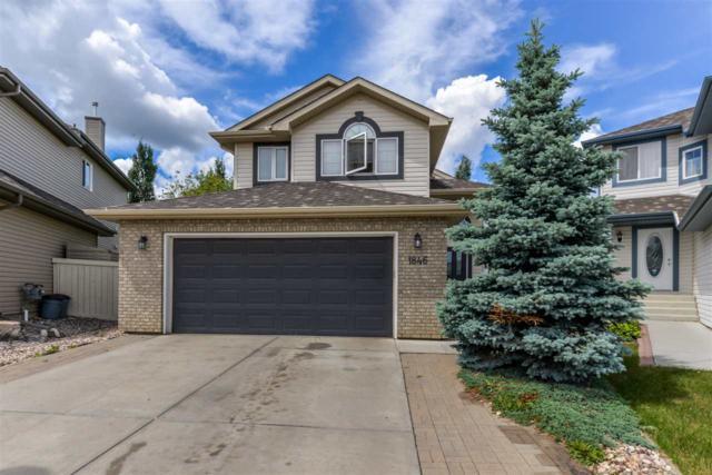1846 Lemieux Close, Edmonton, AB T6R 0A9 (#E4130508) :: The Foundry Real Estate Company
