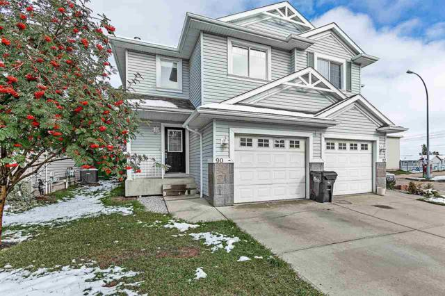 90 115 Chestermere Drive, Sherwood Park, AB T8H 2W4 (#E4130511) :: The Foundry Real Estate Company