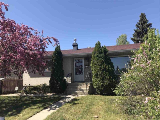 10706 156 Street, Edmonton, AB T5P 2S4 (#E4130573) :: The Foundry Real Estate Company