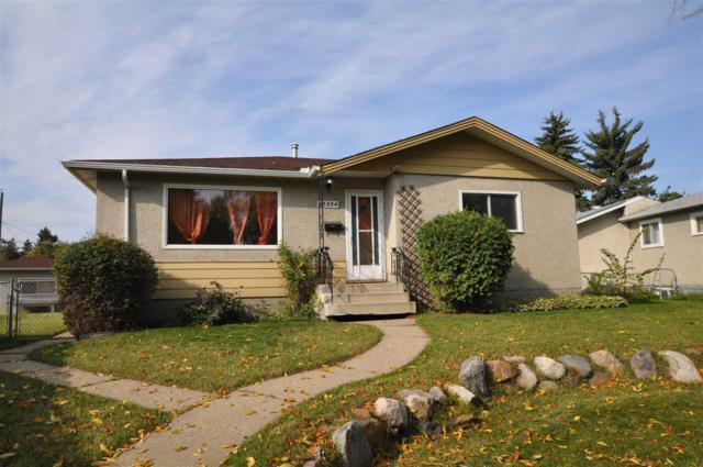 12824 106 Street, Edmonton, AB T5E 4T4 (#E4130587) :: The Foundry Real Estate Company