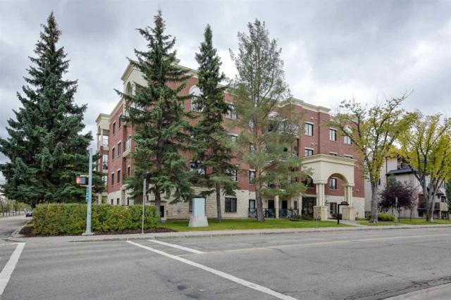103 14205 96 Avenue, Edmonton, AB T5N 0C2 (#E4130601) :: The Foundry Real Estate Company