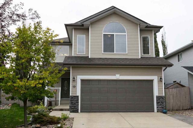 19 Eastcott Drive, St. Albert, AB T8N 7B1 (#E4130622) :: The Foundry Real Estate Company
