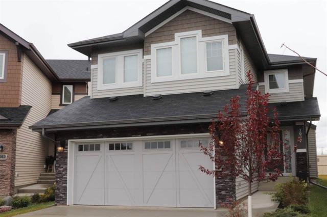 1007 158 Street, Edmonton, AB T6W 2S4 (#E4130639) :: The Foundry Real Estate Company