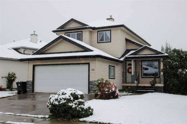 35 Linkside Boulevard, Spruce Grove, AB T7X 4A6 (#E4130673) :: Müve Team | RE/MAX Elite