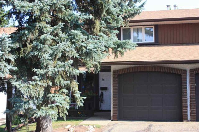 76 Hearthstone, Edmonton, AB T6H 5E5 (#E4130700) :: The Foundry Real Estate Company