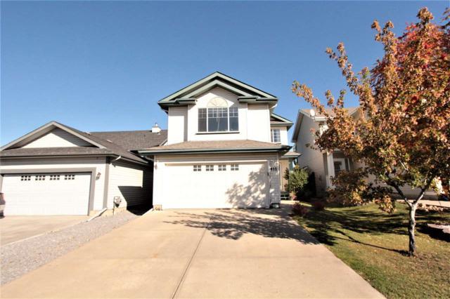 852 Barnes Link, Edmonton, AB T6W 1G7 (#E4130726) :: The Foundry Real Estate Company