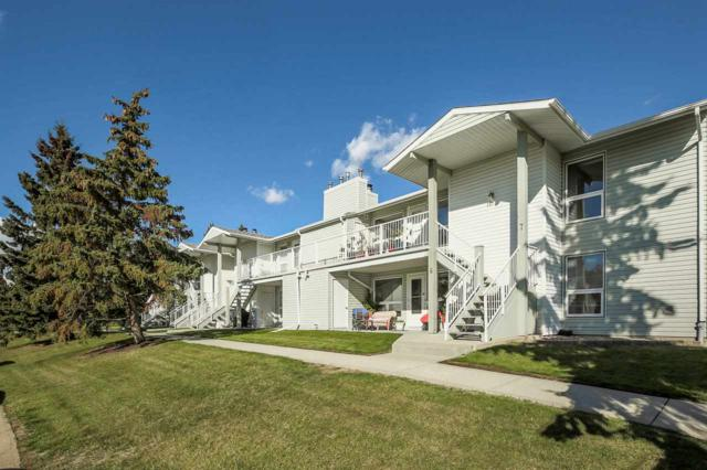 7 2115 118 Street, Edmonton, AB T6J 5N1 (#E4130823) :: The Foundry Real Estate Company