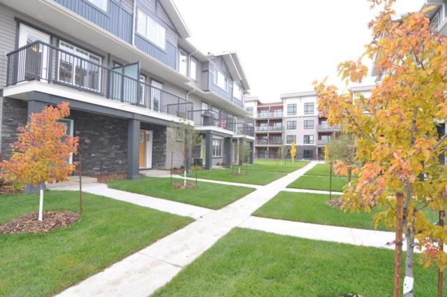 77 12815 Cumberland Road, Edmonton, AB T6V 0M2 (#E4130894) :: The Foundry Real Estate Company