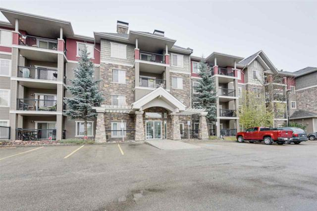 319 2098 Blackmud Creek Drive, Edmonton, AB T6W 1T7 (#E4131011) :: The Foundry Real Estate Company