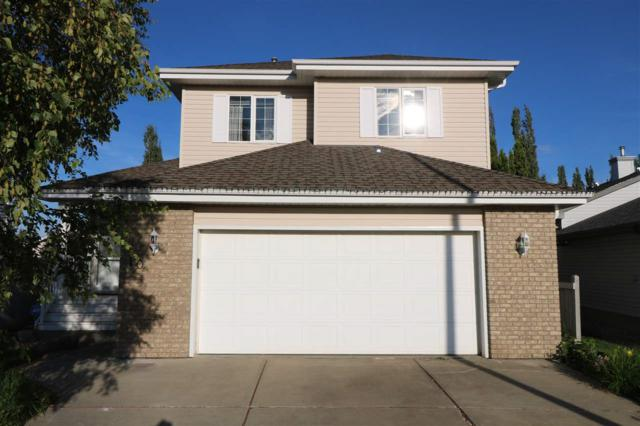 10 Harcourt Crescent, St. Albert, AB T8N 6K7 (#E4131069) :: The Foundry Real Estate Company
