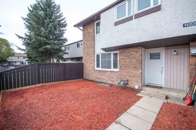 14 14205 82 Street, Edmonton, AB T5E 2V7 (#E4131087) :: The Foundry Real Estate Company