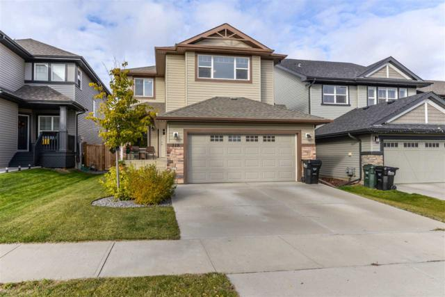 318 Campbell Drive, Sherwood Park, AB T8H 0R8 (#E4131091) :: The Foundry Real Estate Company