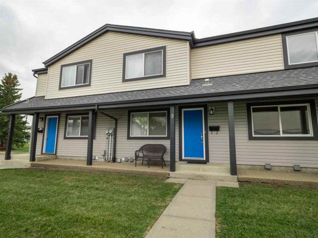 9 18010 98 Avenue, Edmonton, AB T5T 3H6 (#E4131112) :: The Foundry Real Estate Company