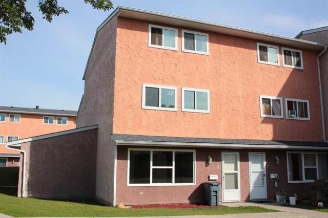 8 13570 38 Street, Edmonton, AB T5A 2W7 (#E4131150) :: The Foundry Real Estate Company