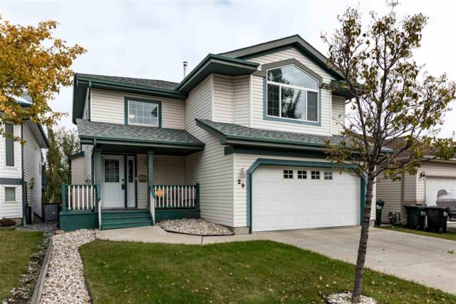 29 Orchid Crescent, Sherwood Park, AB T8H 2E4 (#E4131191) :: The Foundry Real Estate Company