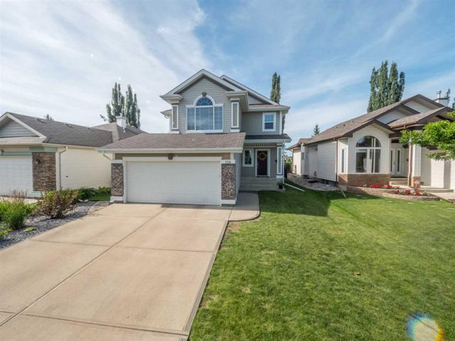 116 Erin Ridge Drive, St. Albert, AB T8N 7B3 (#E4131222) :: The Foundry Real Estate Company