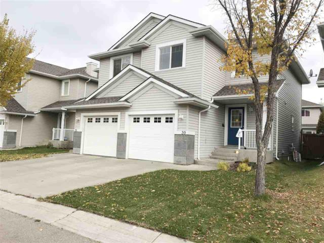 39 1428 Hodgson Way, Edmonton, AB T6R 3P8 (#E4131262) :: The Foundry Real Estate Company