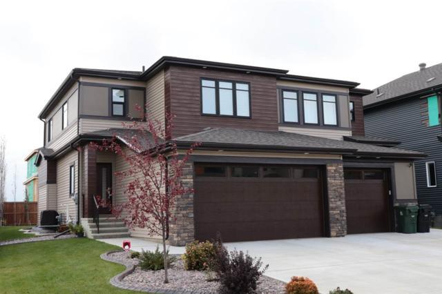 136 Tribute Common, Spruce Grove, AB T7X 0W6 (#E4131276) :: The Foundry Real Estate Company