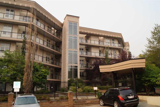 217 9507 101 Avenue, Edmonton, AB T5H 4R1 (#E4131290) :: GETJAKIE Realty Group Inc.